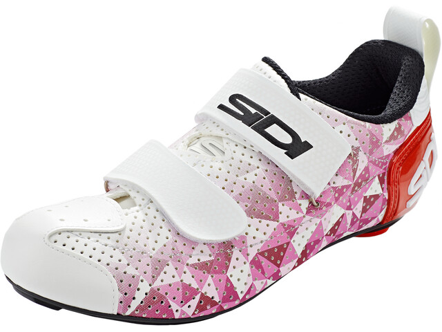 Sidi T-5 Air Chaussures Femme, pink/red/white